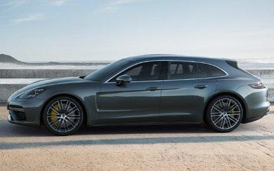 Ver mas info sobre el modelo Porsche Panamera