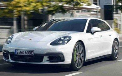 Foto Porsche Panamera 4 E-Hybrid Sport Turismo (2019)
