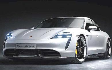 Ver mas info sobre el modelo Porsche Taycan