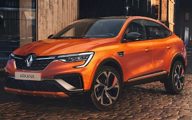 Ver mas info sobre el modelo Renault Arkana
