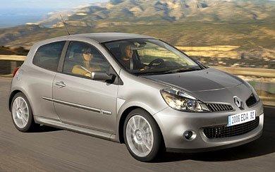 Renault clio 3p 2 0 16v renault sport 2006 2008 precio y ficha t cnica - Clio 2008 5 puertas precio ...