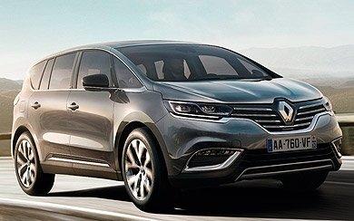 Ver mas info sobre el modelo Renault Espace