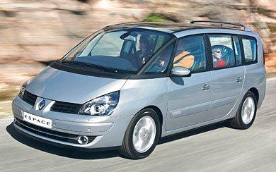 Ver mas info sobre el modelo Renault Grand Espace