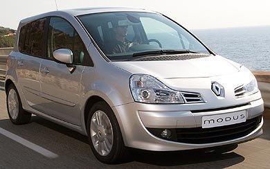Ver mas info sobre el modelo Renault Grand Modus