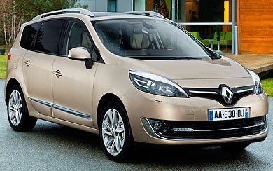261f54534d3 Renault Grand Scénic Selection Energy TCe 115 5 plazas (2014-2016 ...
