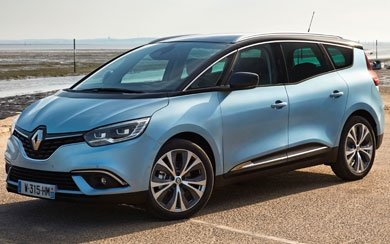 Foto Renault Grand Scenic Limited Energy TCe 103 kW (140 CV) EDC 7 plazas (2018-2018)