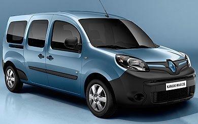 Ver mas info sobre el modelo Renault Kangoo