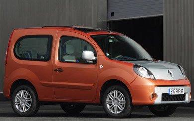 Ver mas info sobre el modelo Renault Kangoo be bop