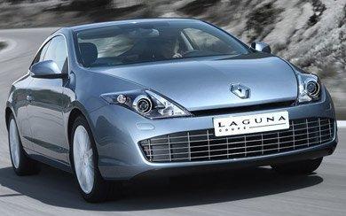 Ver mas info sobre el modelo Renault Laguna Coupé