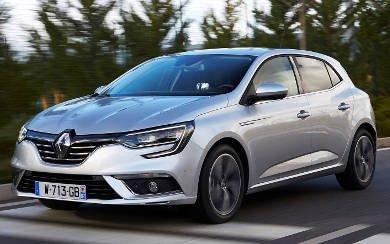 Ver mas info sobre el modelo Renault Mégane