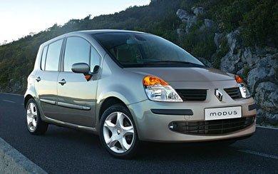 Ver mas info sobre el modelo Renault Modus