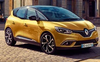 Ver mas info sobre el modelo Renault Scénic