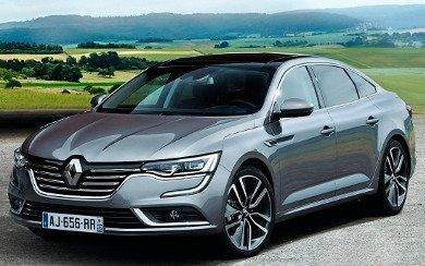 Foto Renault Talisman Zen Energy dCi 96 kW (130 CV) EDC (2017)