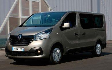 Ver mas info sobre el modelo Renault Trafic