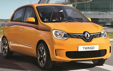 Foto Renault Twingo Intens TCe 68 kW (95 CV) GPF (2020-2020)