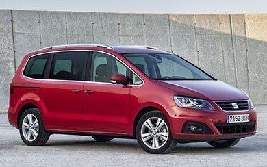 Foto SEAT Alhambra 2.0 TDI CR 110 kW (150 CV) Ecomotive Start/Stop Reference 7 plazas (2018)