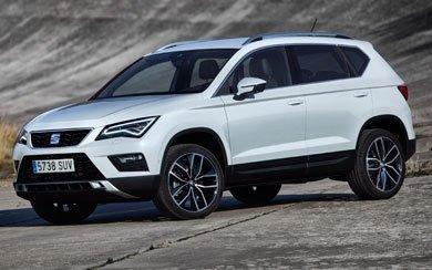 Ver mas info sobre el modelo SEAT Ateca