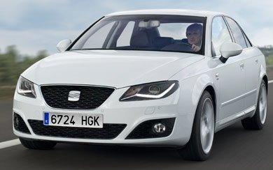 Ver mas info sobre el modelo SEAT Exeo