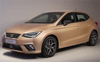 Ver mas info sobre el modelo SEAT Ibiza