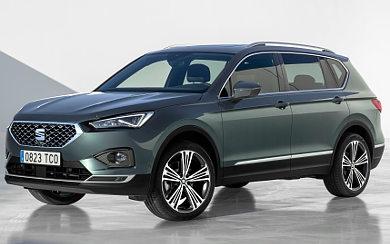 Ver mas info sobre el modelo SEAT Tarraco