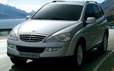 Ver mas info sobre el modelo SsangYong Kyron