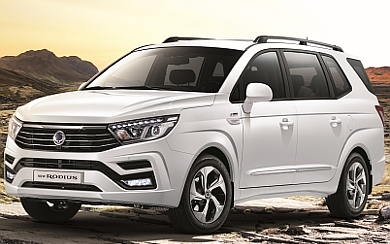 Foto SsangYong Rodius D22T Limited (2018-2019)