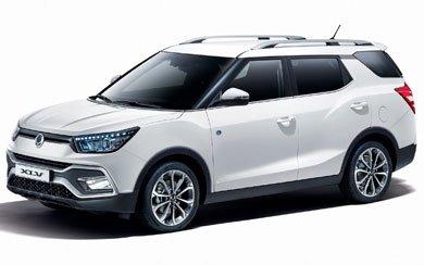 Ver mas info sobre el modelo SsangYong XLV