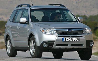 Foto Subaru Forester 2.0 Limited (2010-2011)