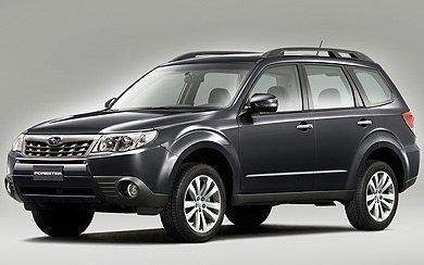 Foto Subaru Forester 2.0D Sport Plus (2011-2012)