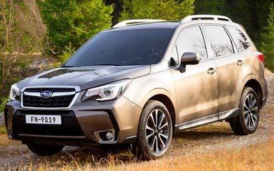 Ver mas info sobre el modelo Subaru Forester