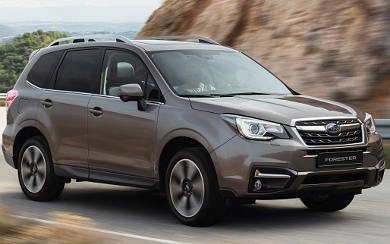 Foto Subaru Forester 2.0i Lineartronic Executive (2016)