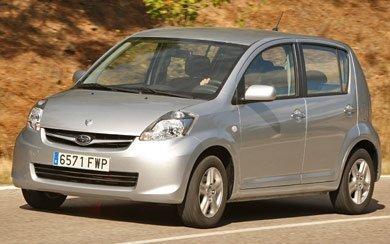 Ver mas info sobre el modelo Subaru Justy