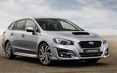 Foto Subaru Levorg 1.6-S GT CVT Executive Plus (2017-2019)