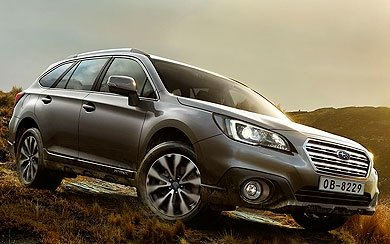 Foto Subaru Outback 2.5i Lineartronic Executive (2018)