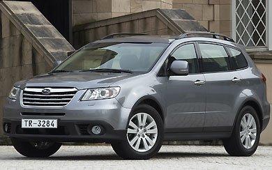 Ver mas info sobre el modelo Subaru Tribeca