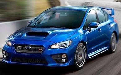 Ver mas info sobre el modelo Subaru WRX