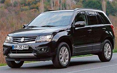Ver mas info sobre el modelo Suzuki Grand Vitara