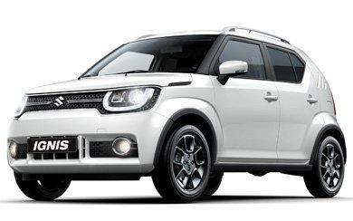 Ver mas info sobre el modelo Suzuki Ignis