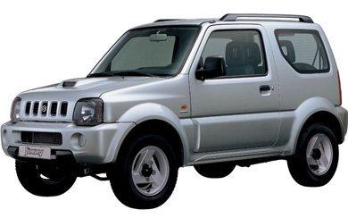 Suzuki Jimny Techo Metalico 2001 2004 Precio Y Ficha Tecnica