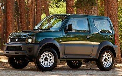 Ver mas info sobre el modelo Suzuki Jimny