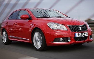 Ver mas info sobre el modelo Suzuki Kizashi