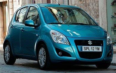 Ver mas info sobre el modelo Suzuki Splash