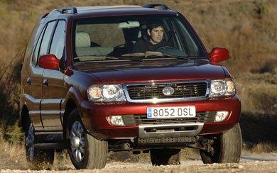 Ver mas info sobre el modelo TATA Grand Safari