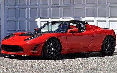Ver mas info sobre el modelo Tesla Roadster
