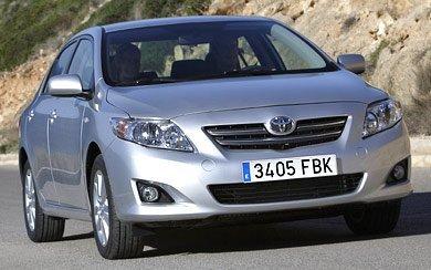 Ver mas info sobre el modelo Toyota Corolla