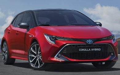 Foto Toyota Corolla 125H Business Plus (2019)