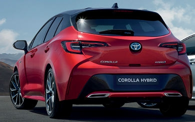 Toyota Corolla Hybrid 125h Feel 2019 Precio Y Ficha Tecnica