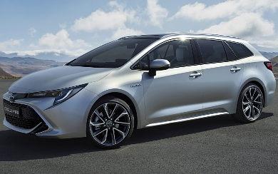 Toyota Corolla Touring Sports 2019 Informacion General Km77 Com