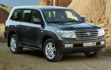 Ver mas info sobre el modelo Toyota Land Cruiser 200