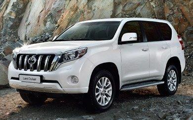 Ver mas info sobre el modelo Toyota Land Cruiser